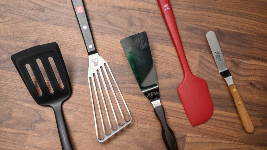 Best Spatulas for Cast Iron